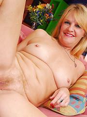Sexy older granny gets fucked good!