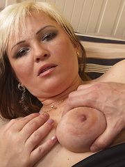 Horny housewife gets it in POV style