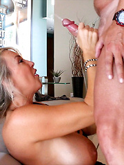 Wifey Gets Throated And Fucked