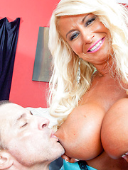 The Stacked Milf With The Super Nipples Gets Some More