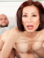 Nurse Kim Heals The Sick, Fucks The Giant Hard-on